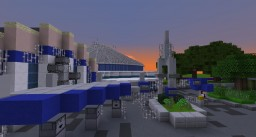 Disney World Minecraft Map & Project