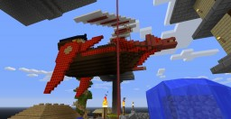 Destiny's Bounty Ship Minecraft Project