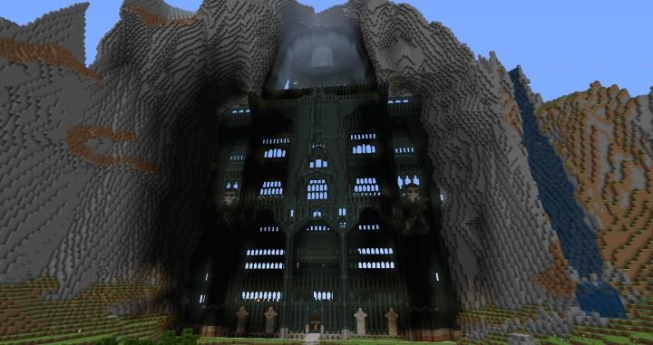 Main Gate of Erebor