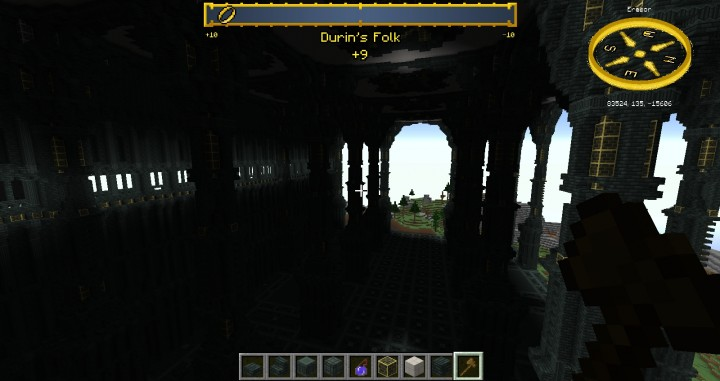 The first hall of Thrain I