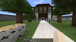 Wood Based, Bluet Manor Minecraft Map & Project