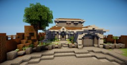 Jim's House Minecraft Map & Project