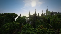 Lindal - A Medieval Town Minecraft Project