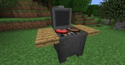 BBQ/Grill [One Command Creation] [1.8.9] Minecraft Map & Project