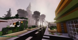 Aurorium  | Friendly & Mature | Dedicated Server | Building Classes | Minecraft Server