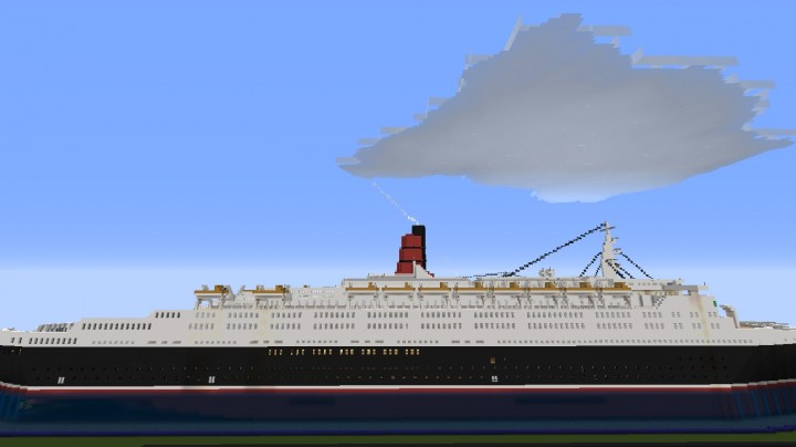 QUEENS Of Bermuda As Cunard Line Switches Registry