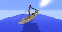 S.S Kaiser Franz Josef Minecraft Map & Project