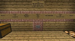 Mini Adventures Minecraft Project