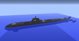 M.C.N. Volund SSGN-207 Submarine (FTB Monster) Minecraft Map & Project