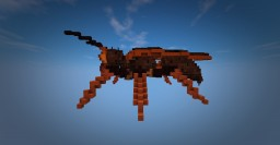 [Quick Build] Insect Organic Minecraft Map & Project