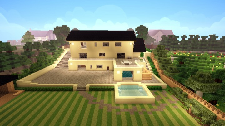 The Syndicate Projects House Tom Cassell Minecraft Project