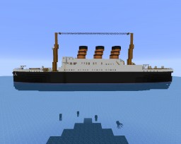 RMS Chiparthin Minecraft Map & Project