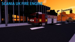 Scania P280 Fire Truck[REQUEST] Minecraft
