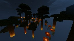 SkyBiome Parkour - By Grovers1 Minecraft Map & Project