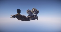 Steampunk Airship - Minecraft Build Minecraft Map & Project