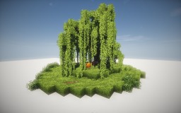 Weeping Tree Minecraft Map & Project
