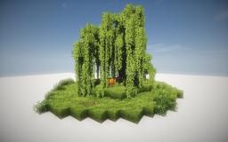 Weeping Tree Minecraft