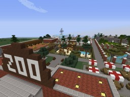 Minecraft Central Zoo Minecraft Map & Project