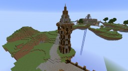 Medieval Watch Tower (Download) Minecraft Map & Project