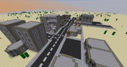 What remains ~ ARES INC Minecraft Map & Project