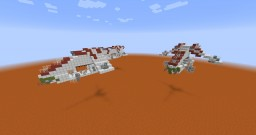 LAAT/i Gunship Minecraft Map & Project