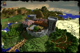 The Convent Kroah in Rilea 1.0  [DOWNLOAD] Minecraft Project