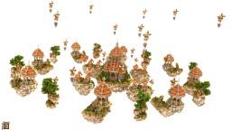✤ Beautiful Skywars Map