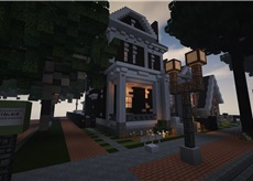 Victorian Home (WOK Creative) Minecraft Map & Project
