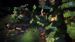 BezerkCraft Hub Minecraft Project