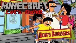 Minecraft Bob's Burger Minecraft Project