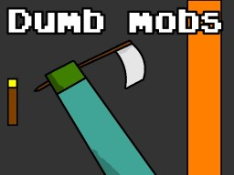 | Dumb Mobs | LEGO Cave Hanger | Minecraft Blog Post