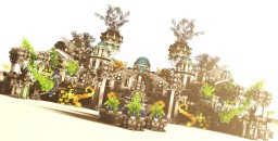 The Eternal Forge Minecraft Map & Project