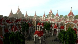 Fantasy Hub - Basic Network Minecraft Map & Project