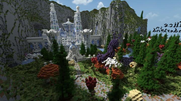 Alice in Wonderland - Athion Server Contest Winning Entry
