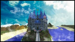 The Hyrule Castle (The Legend of Zelda: The Wind Waker) Minecraft Project