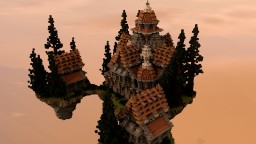 A Master Skywars Spawn Minecraft Map & Project