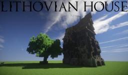 Lithovian House Minecraft Map & Project