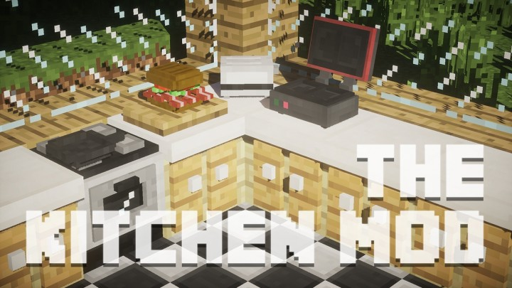 The Kitchen Mod   Modular Sandwiches!   Now Available In 25 Languages!