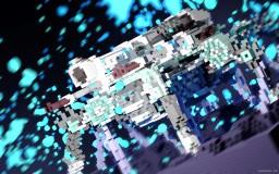 alien mech Minecraft