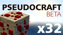 PseudoCraft Smooth 1.8/1.9(15w38a) Minecraft Texture Pack