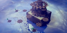 Skyparty Network - Game Lobby Minecraft Map & Project