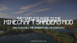 How to install the Shaders mod without the Shaders mod: the complete guide Minecraft Blog