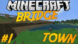Minecraft | Bridge | Town | How to build a bridge Minecraft Blog