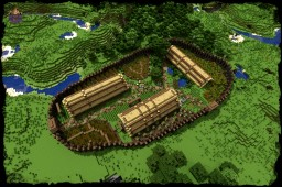 Old Ridge [DOWNLOAD] Minecraft Map & Project