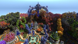 4 portal underwater hub [Free download] Minecraft Project