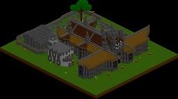 Draglanor Temple [Schematic] Minecraft Map & Project