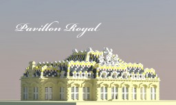 Pavillon Royal Minecraft Project