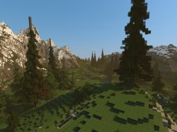 Northern Mountains Minecraft Project