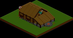 Draglanor Blacksmith [Schematic] Minecraft Project