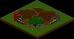 Draglanor House 2 [Schematic] Minecraft